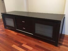 Solid wood tv unit Beeliar Cockburn Area Preview