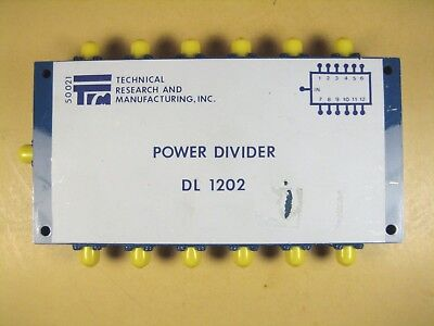 Trm Power Divider Dl 1202