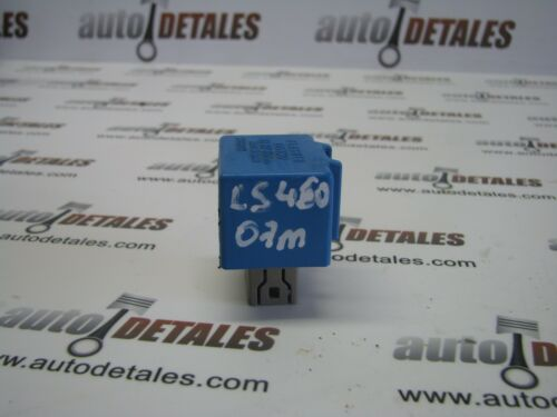 Lexus LS460 Flasher Relay Assy control 81980-50041 used 2007