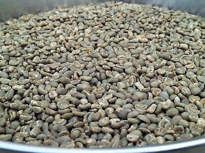 5 lbs Coherent Sumatra Permata Gayo FTO GR1 DP Fresh Green/Raw Coffee Beans