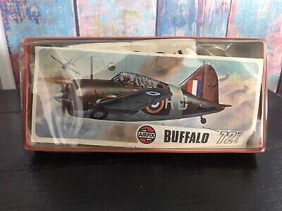 Plasty Airfix Buffalo Bausatz Modell 137 Retro Bausatz 1:72