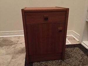 TEAK Night stand / table - great condition!
