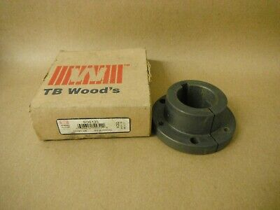 TB WOODS SDS 1-3/8 QUICK DISCONNECT BUSHING MISSING HARDWARE 3/8 Quick Disconnect Bushing