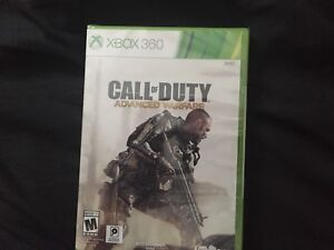 Call of duty - advanced warfare Xbox 360 a brand new