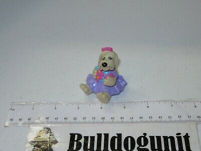 1986 Bright Eyes Pound Puppies Puppy Dog Figure Only Tonka Toy PVC ()