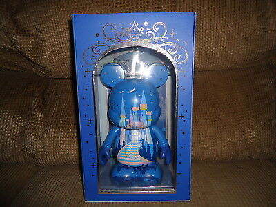 "DISNEY 9"" VINYLMATION THE CLOCK STRIKES TWELVE CINDERELLA FIGURE NIB"