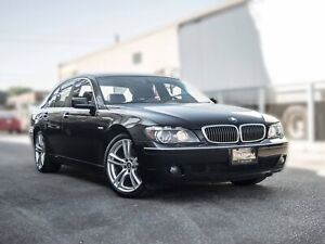 2008 BMW 7 Series 750i I NO ACCIDENT I NAVIGATION