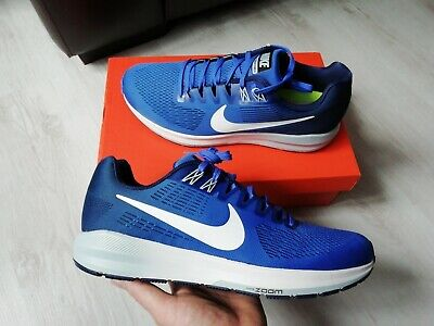 NIKE AIR ZOOM STRUCTURE 21 MENS RUNNING SHOES SIZE UK/8 EUR/42.5 904695 402