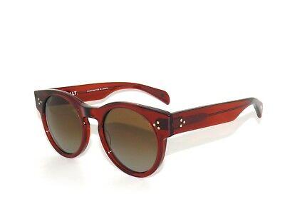 SALE*Salt Optics Wilcox PS Pumpkin Spice Ashland Gradient Polarized Sunglasses