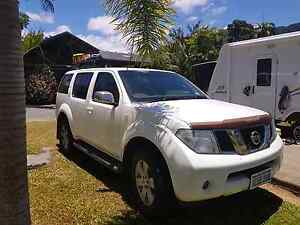 2006 Nissan Pathfinder 2.5 Turbo Diesel Cairns Cairns City Preview