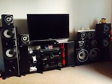 All Most New Sony MUTEKI 7.2 Home theatre Gladesville Ryde Area Preview