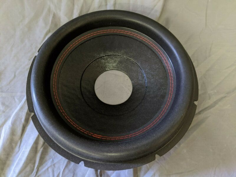 """12"""" Paper Subwoofer Cone With SPL Surround"""