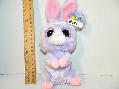 Beanie Boo Rabbit (exact Boo #131 RETIRED TY Beanie Boos Petunia 6