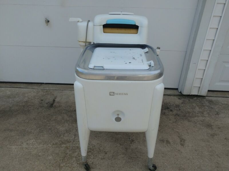 "Maytag Wringer Washing Machine #25072BH  ""VINTAGE"""
