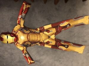 Iron Man costume in excellent condition for Halloween