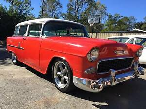 1955 Chevrolet Wagon 2 Door Wagon *** Head Turning 1955 Chevy *** Cornubia Logan Area Preview