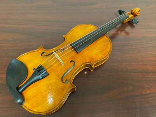 Quality Hand Made 4/4 Violin, Used and Professionally Refurbished, 1907