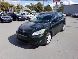 2012 Toyota Matrix Auto w/ Cruise ($53 weekly, 0 down, all-in...
