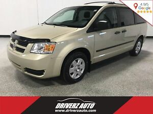2010 Dodge Grand Caravan SE CLEAN CARPROOF, REAR CLIMATE CONT...