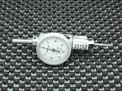 Mitutoyo 513-128 Dial Test Indicator .001 No Etchings Made In Japan