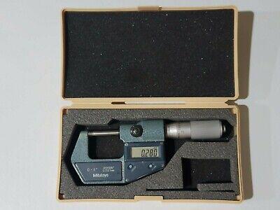 Mitutoyo Digimatic Digital Micrometer - 293-765-30 0-1 0.00005 0.001mm