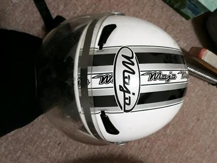 Speed Racer style helmet
