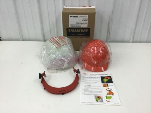 SALISBURY - AS1000HAT Front Brim Hard Hat Fits Hat Size 6-1/2 to 8