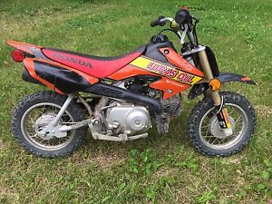 2005 Honda Crf 50 dirt bike for sale or trade