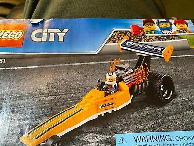lego dragster new