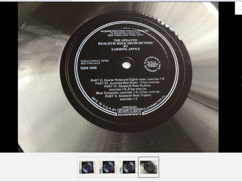 Carmine Appice Realistic Rock Ebook