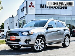 2014 Mitsubishi RVR SE LIMITED| 18 ALLOYS| AWC| HEATED SEATS|