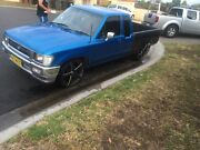 1990 Toyota hilux  Stanhope Gardens Blacktown Area Preview