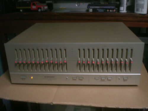 Vintage Pioneer Model SG-9 12 Stereo Band Graphic Equalizer