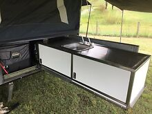 Camper trailer Austyle 08 off road Mundoolun Logan Area Preview
