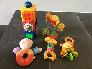 Fisher Price bulk lot toys - as new Adelaide CBD Adelaide City Preview
