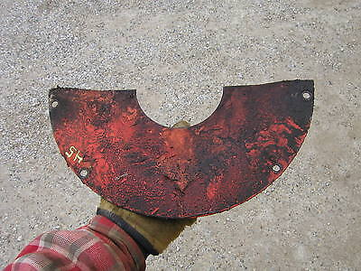 Allis Chalmers Wd Wd45 Wc Tractor Ac Transmission Inspection Cover