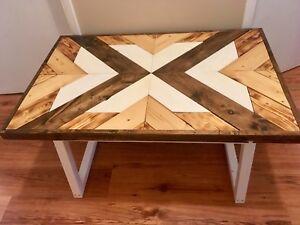 Aztec Coffee Table