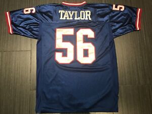 Mitchell & Ness Lawrence Taylor New York Giants Football Jersey