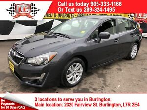 2016 Subaru Impreza 2.0i Touring Package, Manual, Heated Seats,
