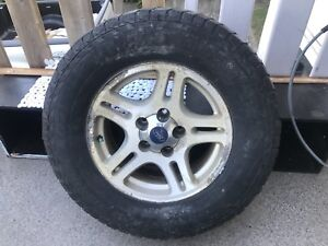Motomaster Ford Tire