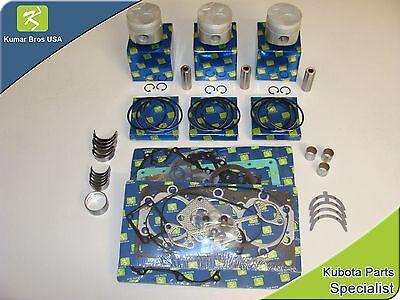 New Kubota D905 Overhaul Kit .5