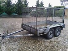 8x5 HD trailer with HD gates all round Port Elliot Alexandrina Area Preview