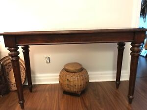 Console and Side Table - Great Condition!