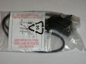 Power Cord for Hamilton Beach Deep Fryer Models 35033C 35035C 35043C (MAG820C)