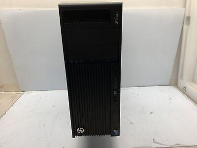 HP Z440 Workstation/1x I-XEON 6-Core E5-1650 v3 3.5GHz/16GB RAM