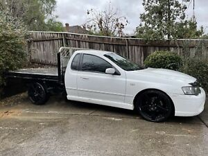 Ford falcon BF MKII Xr6 Ute swaps