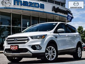 2017 Ford Escape SE 4WD | Rear Camera | Bluetooth | Heated Seats