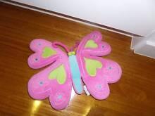 Cute pink butterfly pillow. Sans Souci Rockdale Area Preview