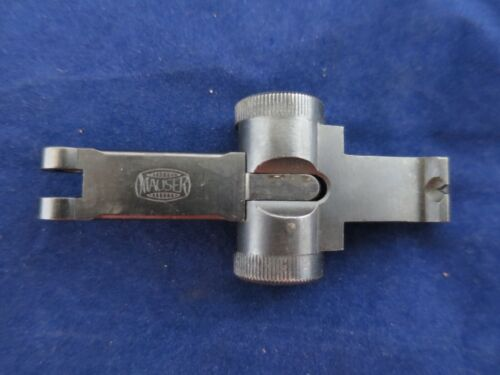 Luger Mauser Banner Toggle Link & Rear Sight Toggle Assembly