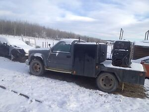 1994GMc. 2691500  miles on Welding truck /deck/tool boxesg